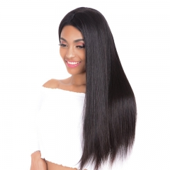 Straight 360 Lace Front Wig 180% Density Adjustable Fits Perftecly Around Your Ears
