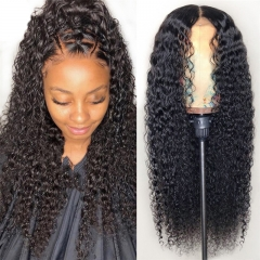 New Curly Hair Texture 360 Lace Wigs 13x4 13x6 inch Lace Wig 150 180 300 Desnity